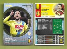 Napoli Dries Mertens (K14) Goldstar